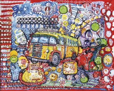 Magic Bus | 2013